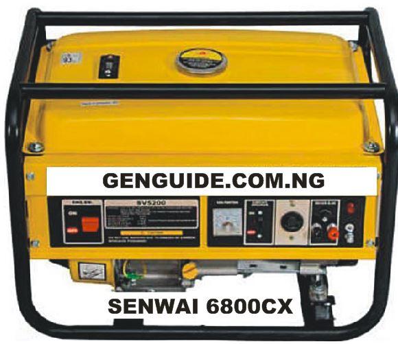 Senwei Generators