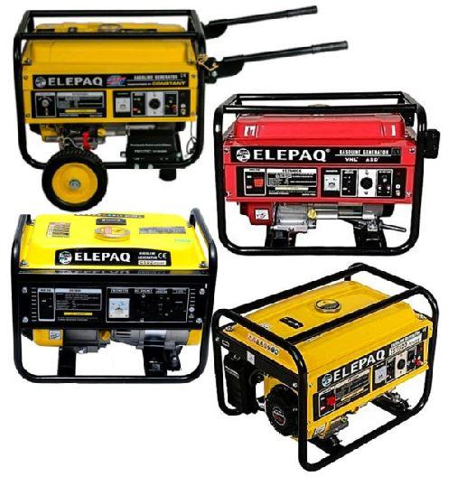 About Elepaq generators