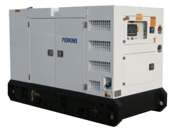 about 15KVA PERKINS Diesel Generator Set-50Hz (model 403A-15G1)