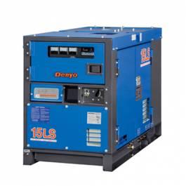 all about Denyo 15KVA Generator