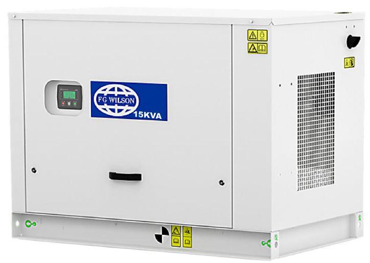 about FG Wilson 15kva Generator