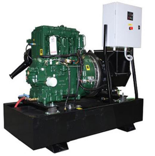 Lister Petter 15KVA, 3 PHASE, Diesel Standby Generator