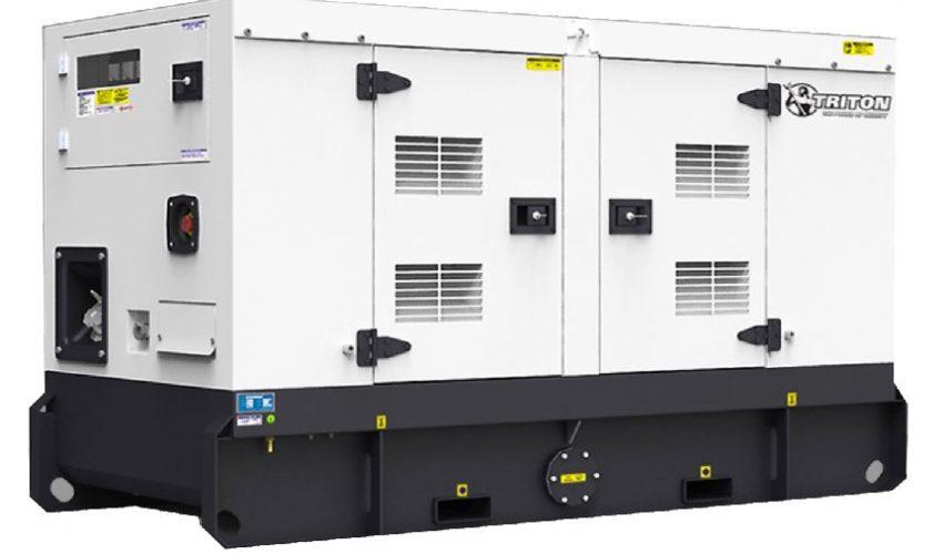 Perkins 15kva Soundproof Diesel Generator