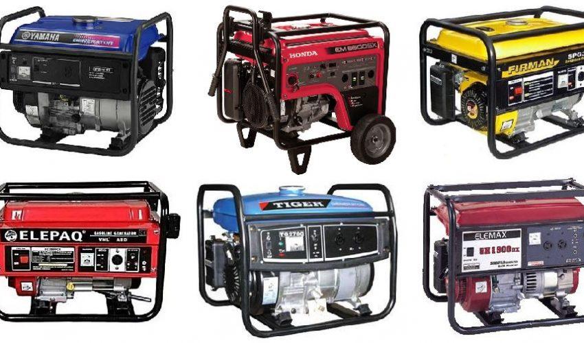 about generator set