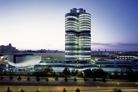 BMW Group rank fifth in the top 10 biggest electrical companies in the world