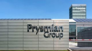 the number seven top 10 biggest electrical companies in the world is Prysmian Corporation