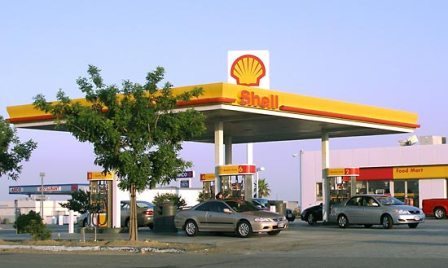 Shell Oil Company is the sixth top 10 biggest electrical companies in the world