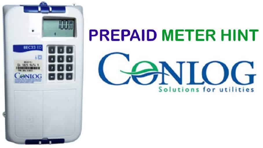 Review about Conlog Prepaid Meter