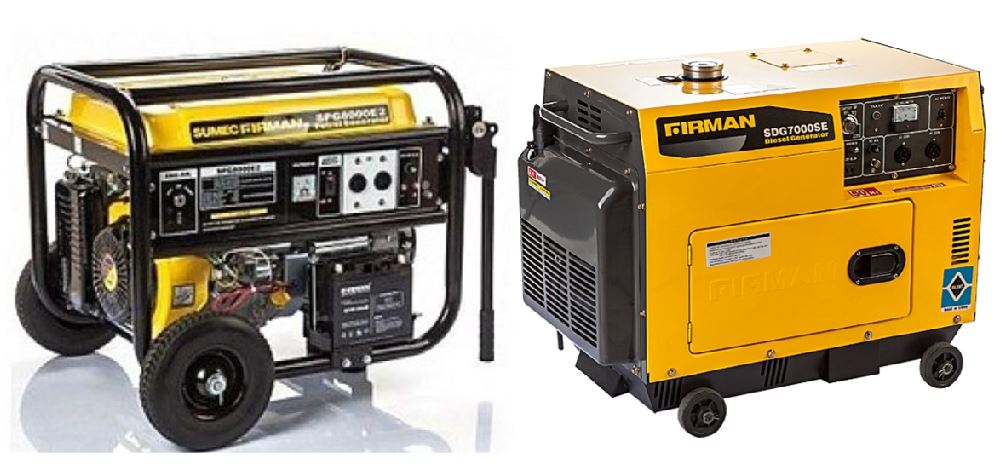 a complete review of firman generator 5kva