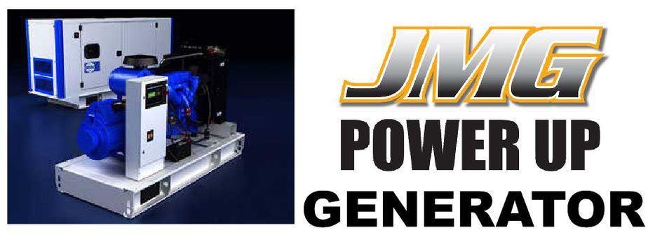 JMG powered electric generators