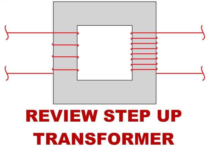 step up transformer general reviews