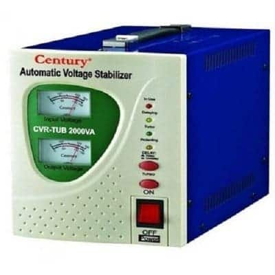 Century 2000va Automatic Voltage Stabilizer review, price, features and specs