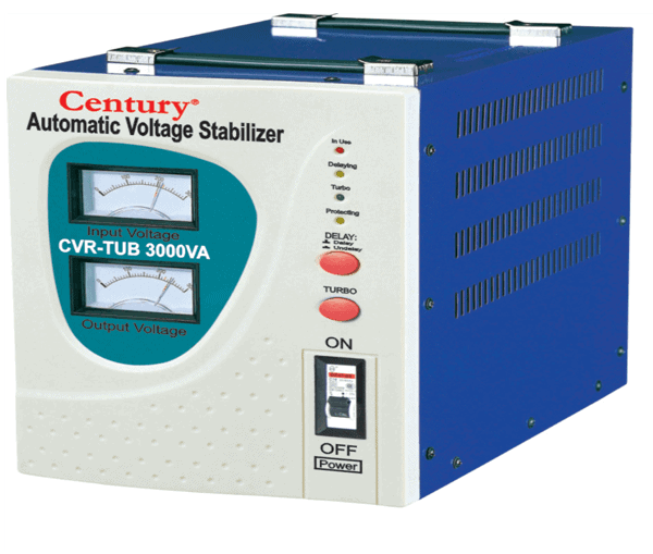 Review on Automatic Voltage Century Stabilizer 3000va, features, specifications and price