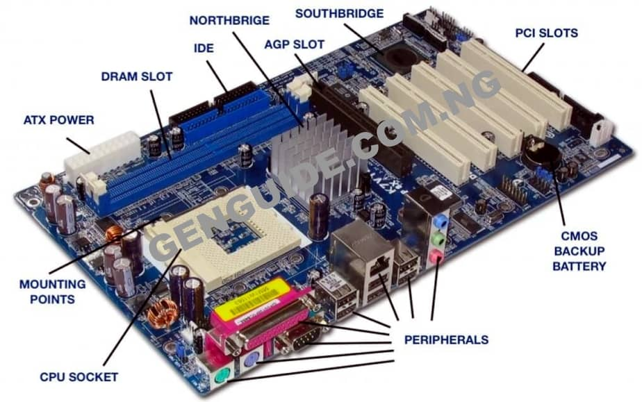 computer motherboard review