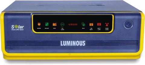 Review, price, features and specs on Luminous 850VA/12V Solar Hybrid Inverter
