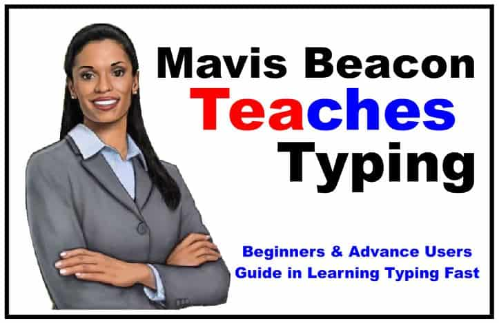 mavis beacon application software teaches you how to learn typing fast