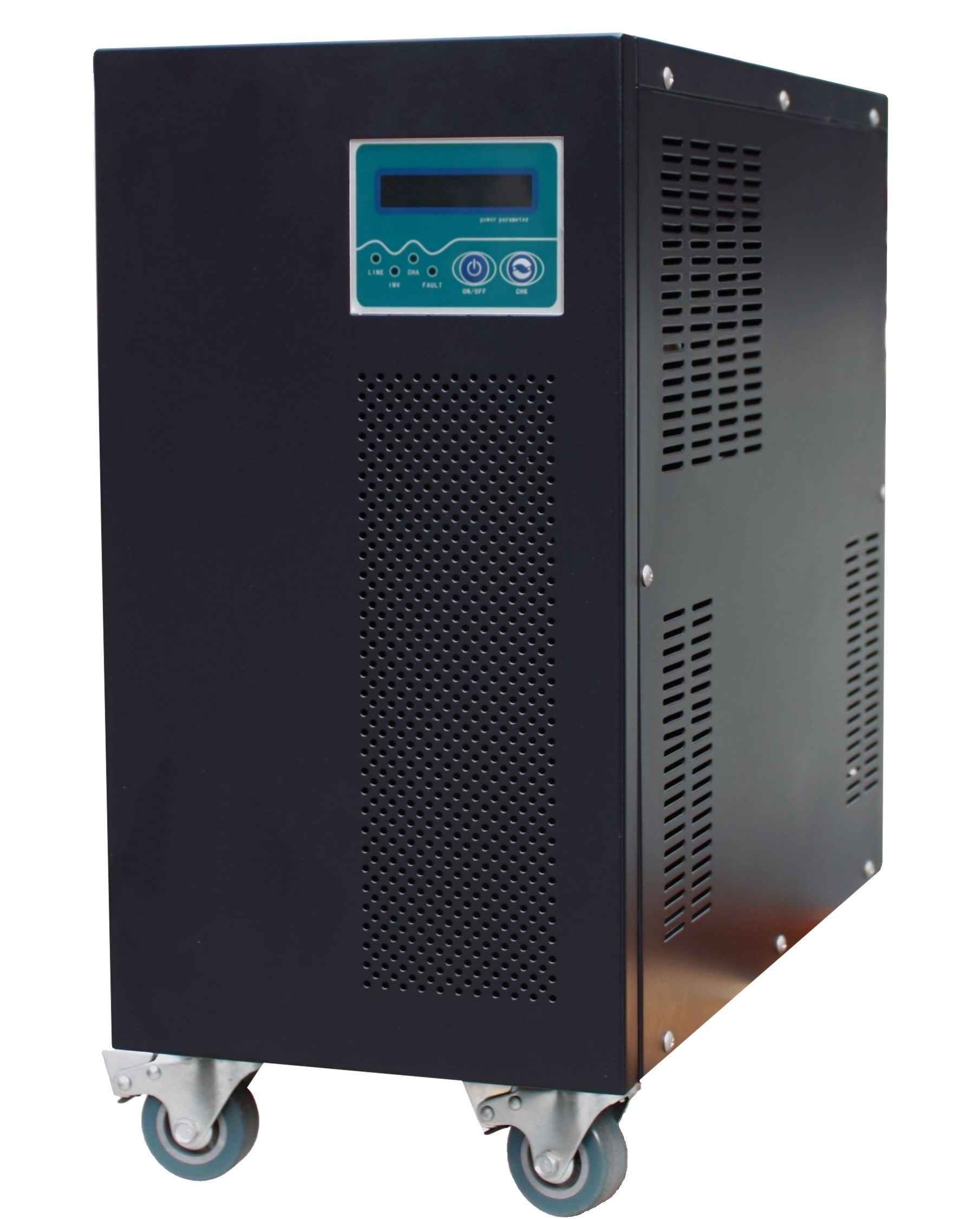 comprehensive review on solar inverter
