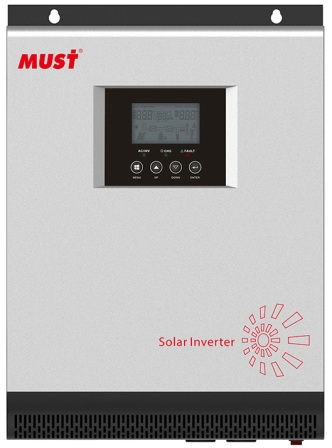 3KVA/24V 80A MPPT Must Hybrid Inverter review, specs, price and features