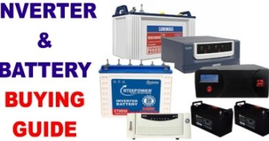 inverter and inverter battery purchasing guide