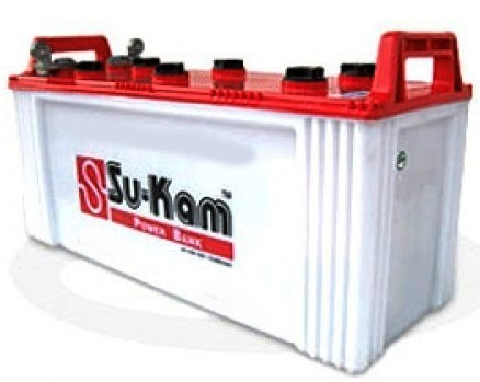 Sukam inverter battery and prices