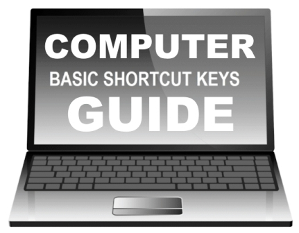 Basic Review on Basic Computer Shortcut Keys
