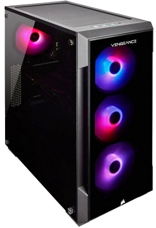 Corsair Vengeance i4200 gamers gaming desktop PC review, features, specifications, and price
