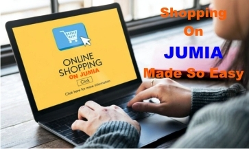 Shopping On Jumia online