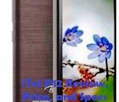 iTel P12, price, and specs