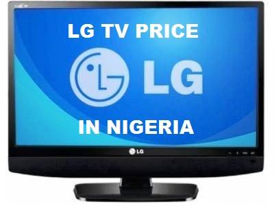 LG TV price