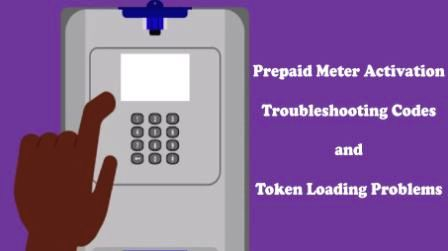 Prepaid Meter Activation