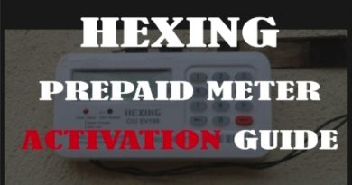 Hexing prepaid meter activation