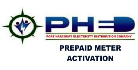 PHED prepaid meter activation