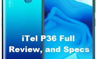 iTel P36
