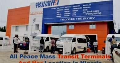Peace Mass Transit Terminals