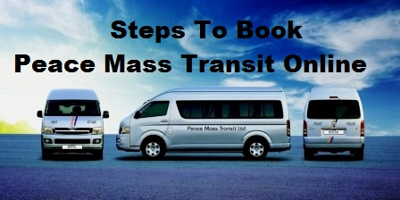 Book Peace Mass Transit Online
