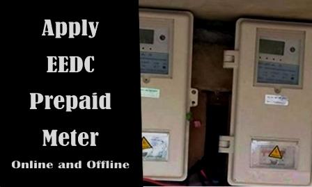 Apply For EEDC Prepaid Meter