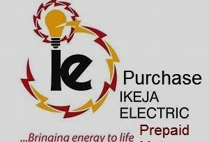 Purchase Ikeja Electric Token
