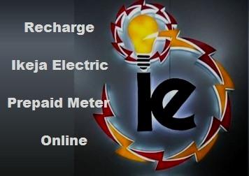 Recharge Your Ikeja Electric Meter