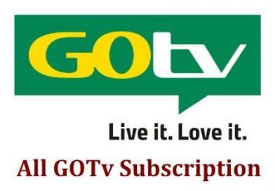 GOtv Subscription