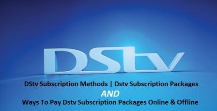 DStv Subscription