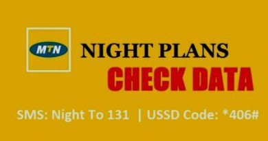 MTN Midnight Data Plan
