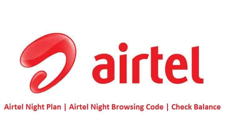 airtel midnight data plan
