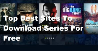 best sites to download series for free