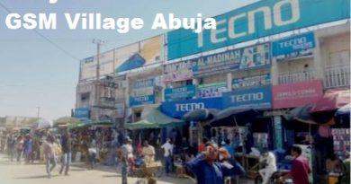 Abuja GSM village