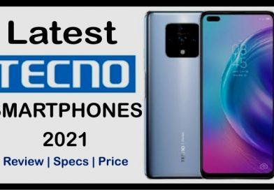 latest Tecno phones 2021
