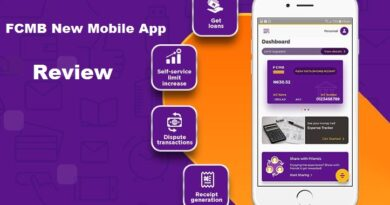 FCMB New Mobile App