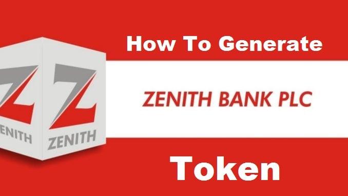Zenith Bank Token