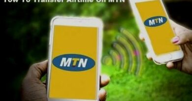 How To Transfer Airtime On MTN
