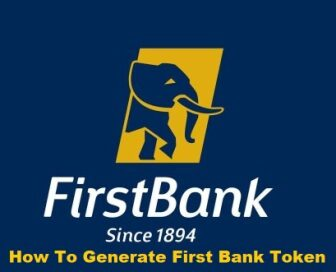 How To Generate First Bank Token
