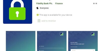 How to Generate Fidelity Bank Token